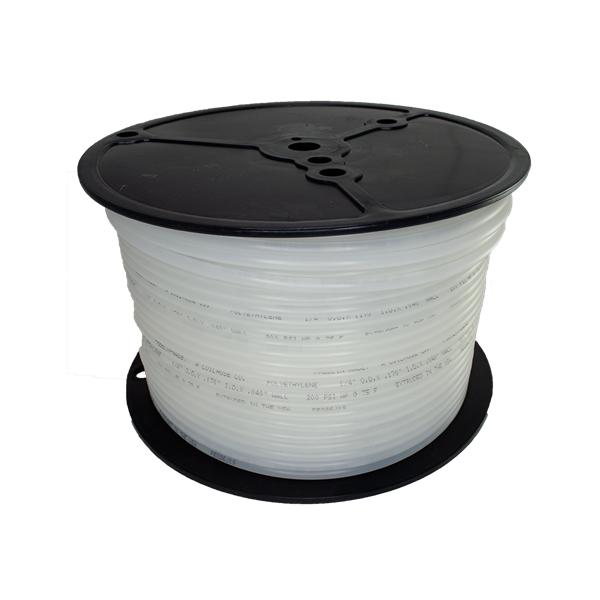 "FREELIN WADE 1J-025-04 1//8/""ID 1//4/""OD 50/'feet 145 PSI Gray Polyurethane tubing"