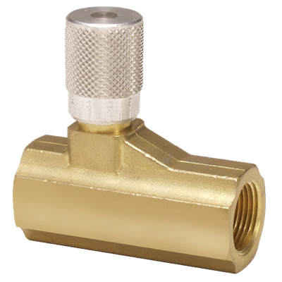 "1/4"" 337 SERIES FLOW CONTROL - BRASS"