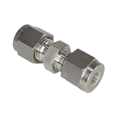 "UNION 1/2""OD STAINLESS STEEL"
