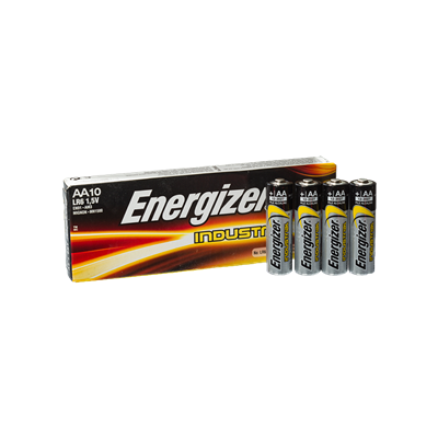 ENERGIZER INDUSTRIAL BATTERIES SIZE-AAA