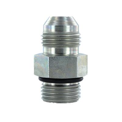 Aparoli SJA 67717/QB DIN 933/Hexagonal Screws with Thread up to Head 8x40/Pack of 50/Quality Basic