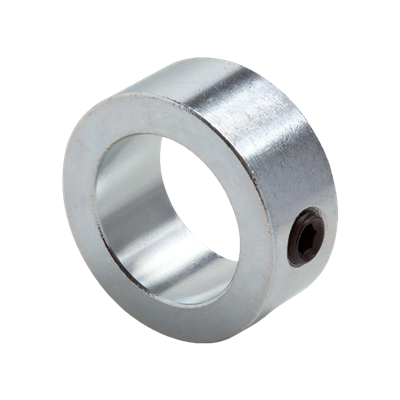 "IDC SELECT SHAFT COLLAR 3/8"" ZINC PLATED"