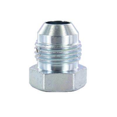 22x110/Plain Pack of 10/Quality Aparoli SJA 65943/QB DIN 931/Hexagonal Screws with Shaft 8.8 Basic